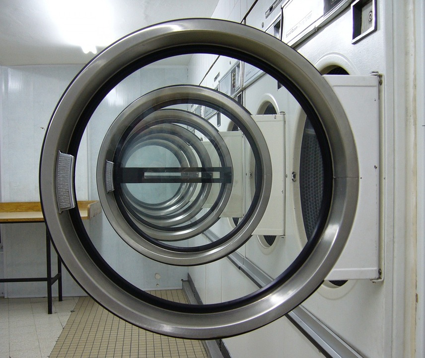 Washing Machine shaking and moving? How to stop it