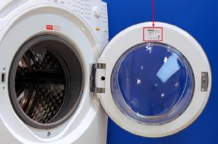 Miele Washing Machine Repairs >> Miele Serial Numbers on Appliances - Where to Find Them ...