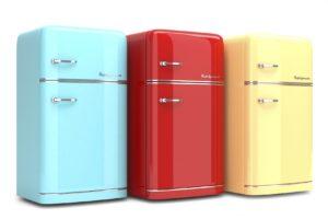 Old Appliances vs  New: We Pick 10 of the Best Retro Fridges